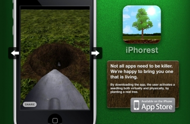 Buy an App, Plant a Tree