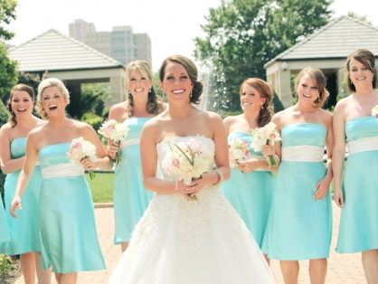 Tips on Shopping for Bridesmaid Dresses