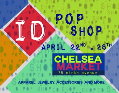 ID Pop Shop Features 25 Independent NYC Brands