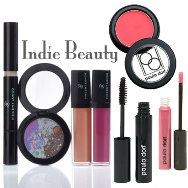 Indie beauty lines ready for comeback
