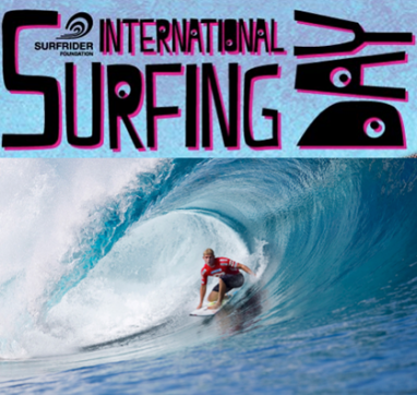 Save the Date: International Surfing Day