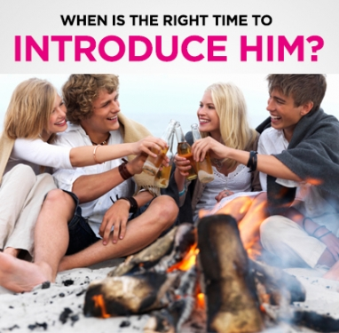When to Introduce a New Boyfriend to Everyone