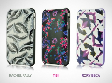 Fashion designers collaborate on iPhone cases