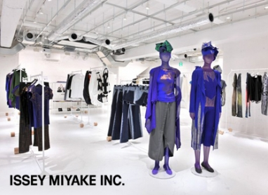 Issey Miyake opens second Elttob Tep store