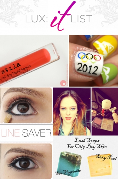 "LUX ""It"" List: Top Five Beauty Posts"