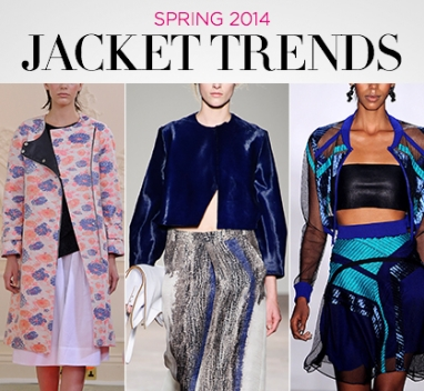 LUX Style: 3 Must-Have Jacket Trends for Spring