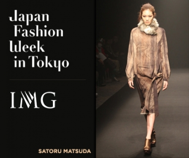 IMG announces partnership with Japan Fashion Week