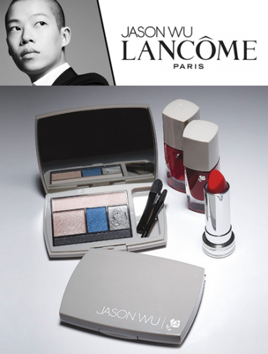 Jason Wu for Lancome Set to Launch at Fashion Week