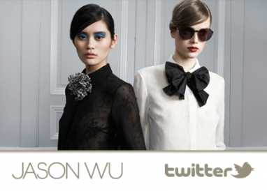 Jason Wu's online expansion