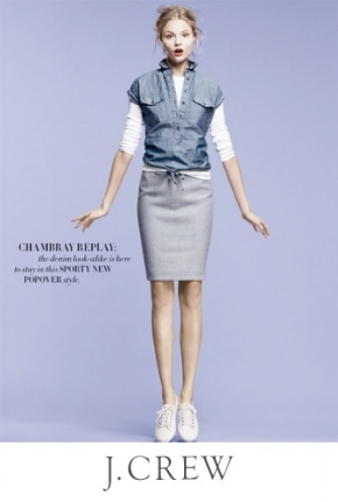 No rival bids for J. Crew, source says