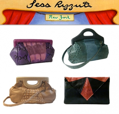 Jess Rizzuti's handbags: Practicality with style