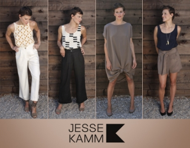 Jesse Kamm talks motherhood and Spring 2011
