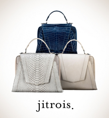 Jitrois launches Margot handbag collection for Autumn/Winter 2011