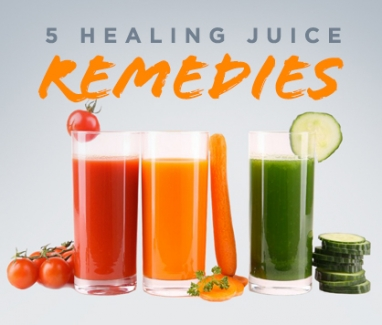5 Quick Juicing Remedies to Cure What Ails You