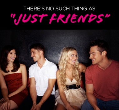 "Ask Drew: There's No Such Thing as ""Just Friends"""