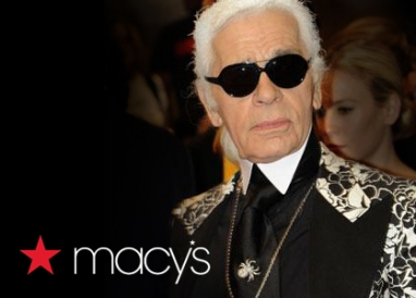 Macy's and Lagerfeld release exclusive capsule collection