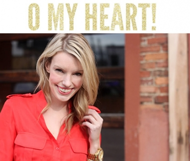 Blogger Spotlight: O My Heart!