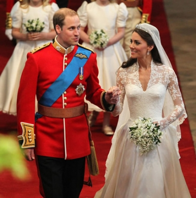 Kate's Big Day arrives: Bloggers weigh in