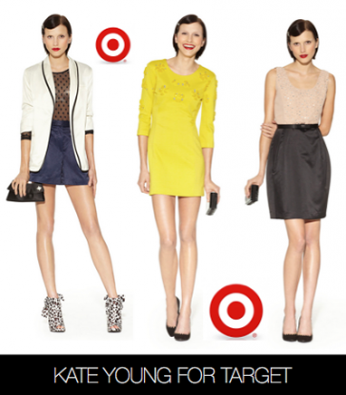 Stylist Kate Young for Target Collection