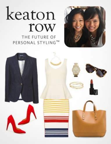 Keaton Row: The Future of Personal Styling