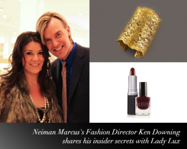Neiman Marcus' fashion director Ken Downing shares secrets of collaboration with Le Metier