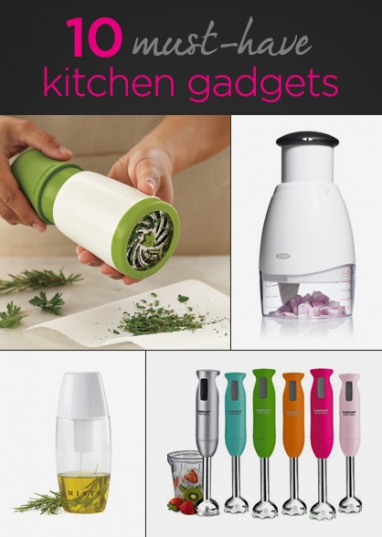 Healthy Kitchen Essentials: 10 Must-Have Tools & Gadgets