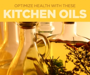 Find Out The Best Oils To Use In The Kitchen