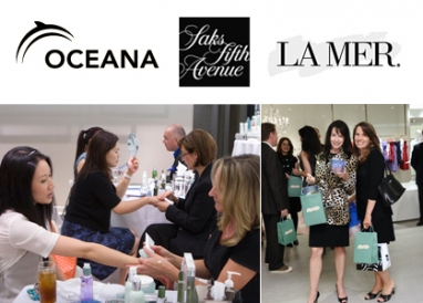 La Mer and Saks Fifth Avenue partner to save our oceans