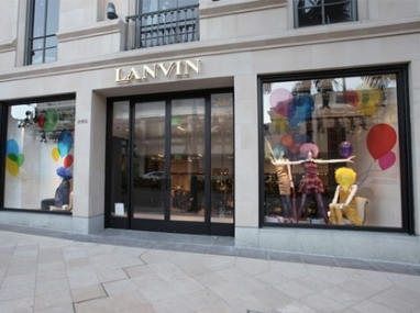 Lanvin lands in Los Angeles