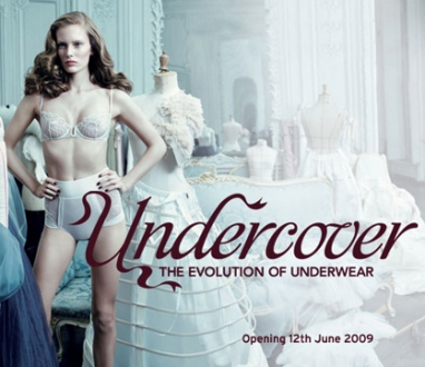 Uncover:  The Evolution of Underwear