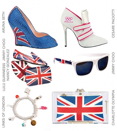 London 2012 Olympic limited edition collections