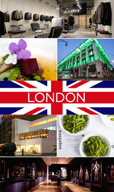 10 places in London to shop, eat and see