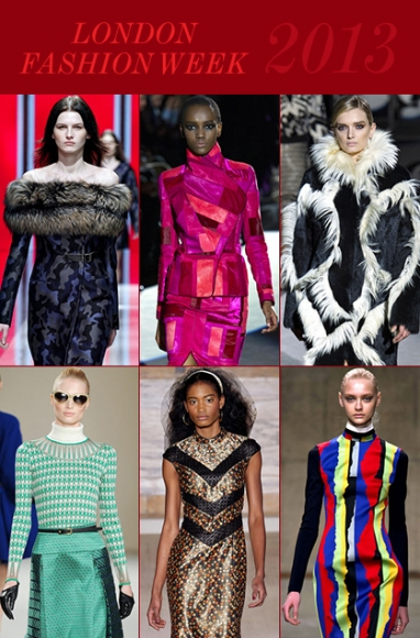 Trends from London Fashion Week