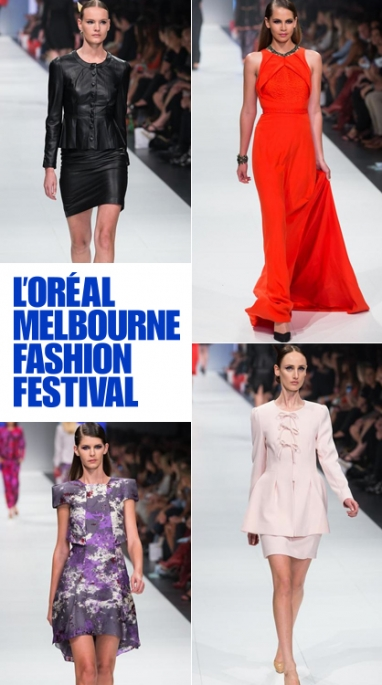 L'Oreal Melbourne Fashion Festival Continues with Top Aussie Designers