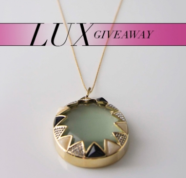 LUX Giveaway: House of Harlow from TAGS.COM