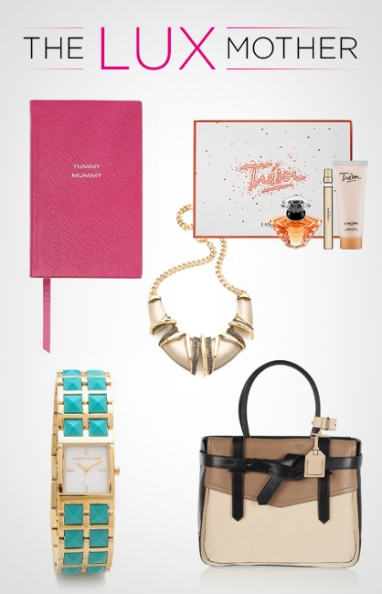 10 LUX Gifts for Mother's Day