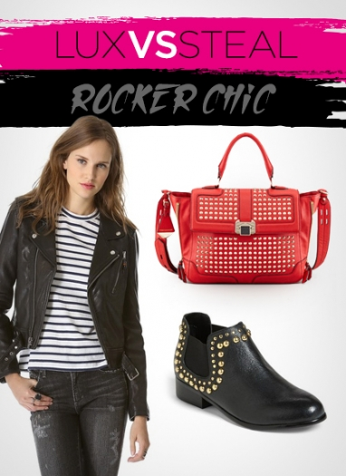 LUX vs. Steal: Rocker Chic