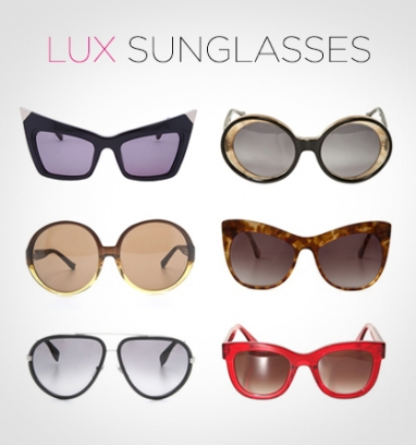 LUX Style: Sunglasses