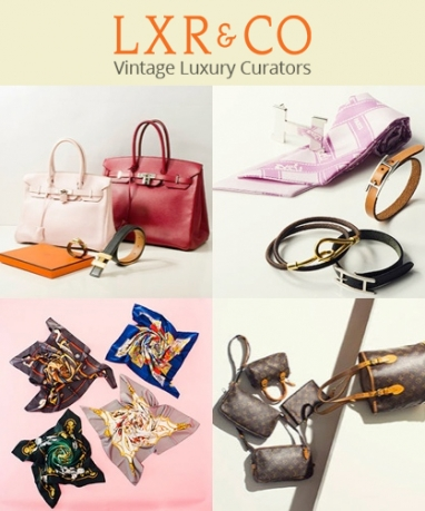 LXR & Co. Offers Designer Vintage Items for Less