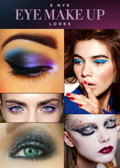 New Year's Eve: Eye Make Up Trends