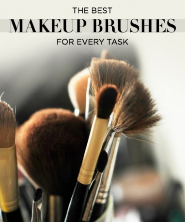 Find the Right Makeup Brush for Eyes, Cheeks and Lips