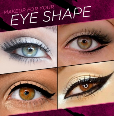 Makeup For Your Eye Shape