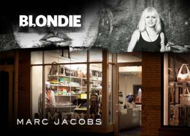 Marc by Marc Jacobs to open pop-up Blondie shop