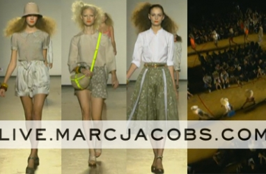 NYFW live show: Marc by Marc Jacobs Collection