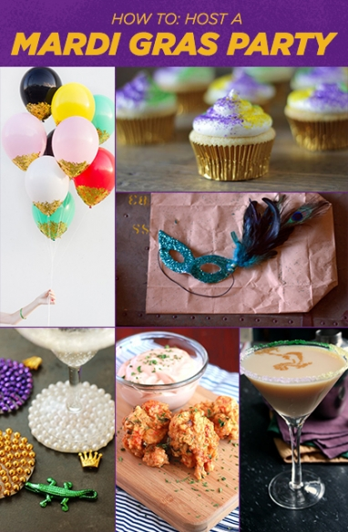 How To Host A Mardi Gras Party