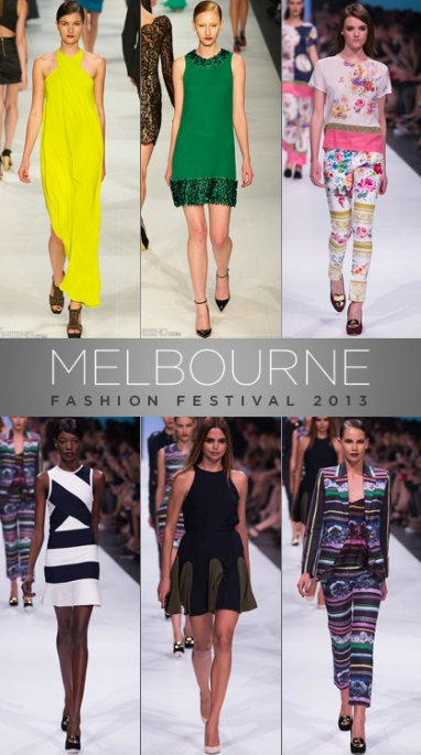 L'Oreal Melbourne Fashion Festival Kicks Off with Top Australian Designers