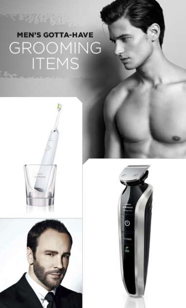 Men's Gotta-Have Grooming Items