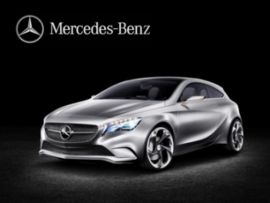Mercedes-Benz unveils new innovative Concept A-Class