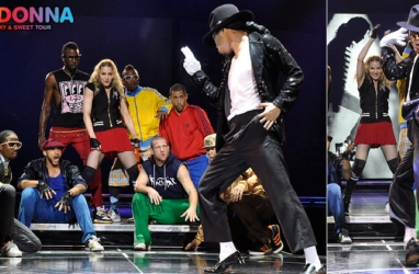 The Beat: Madonna Pays Tribute to MJ