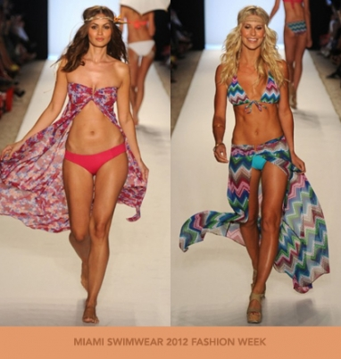 Miami Swim Fashion Week 2012: L'Space